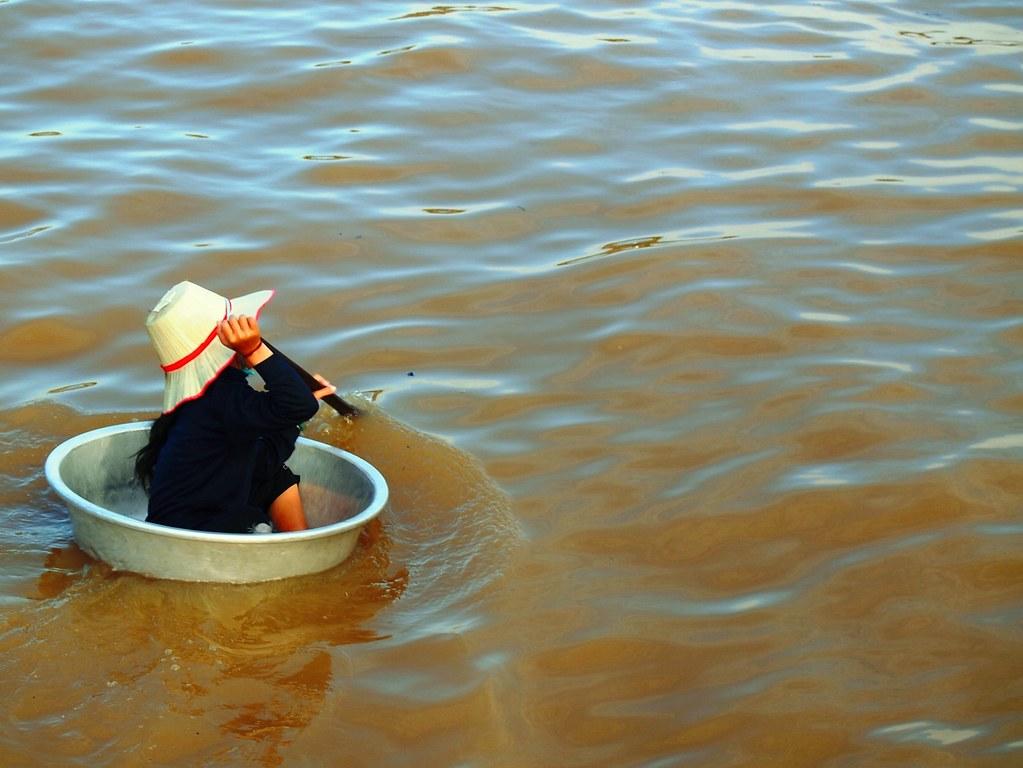 floating village-siem reap