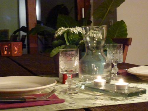 Dinner 15th Feb 2014