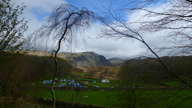 Church Stile Campsite, Buckbarrow