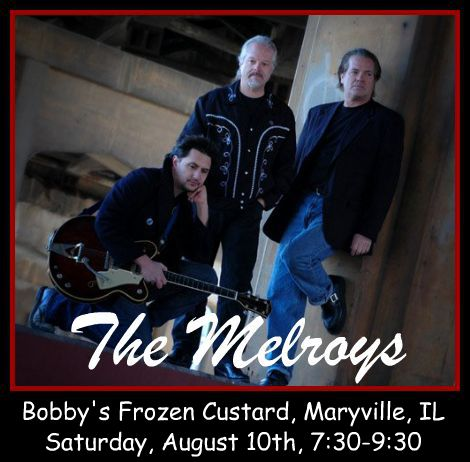 The Melroys 8-10-13