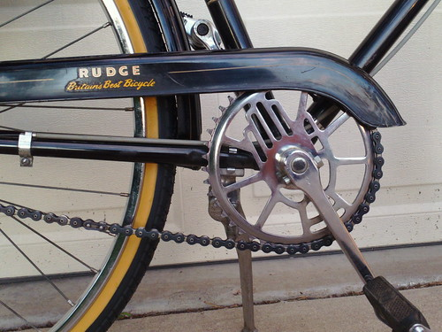 Rudge Sports Chainring