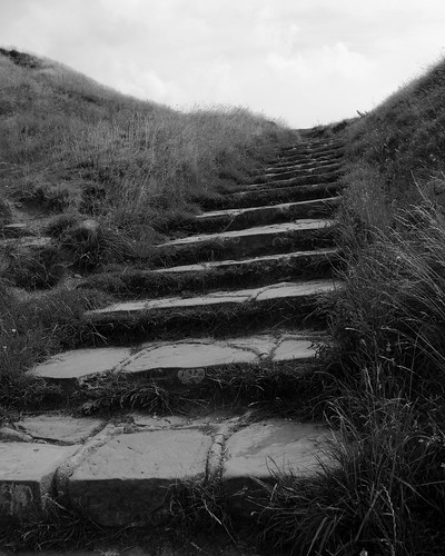 20130808-03_Stairway to a little bit of heaven (ie Mam Tor) by gary.hadden