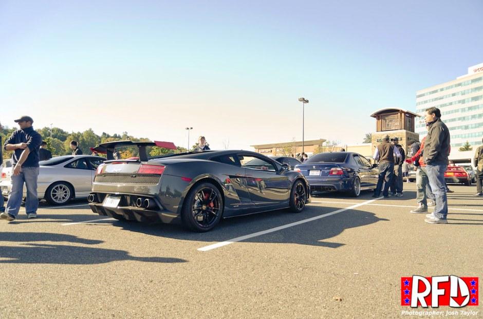 Lamborghini LP570-4 Super Trofeo