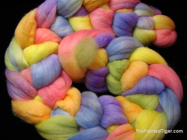 Pastel Rainbow V - Polwarth