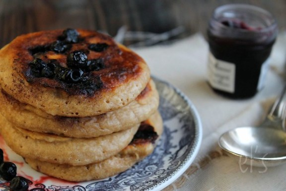 Pancakes complets