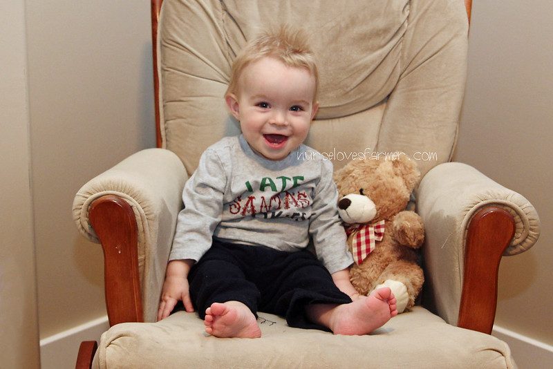 Ethan is 14 Months Old!