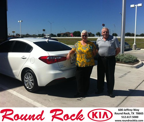 Happy Birthday to Audrey Beese from Kent Turner and everyone at Round Rock Kia! #BDay by RoundRockKia