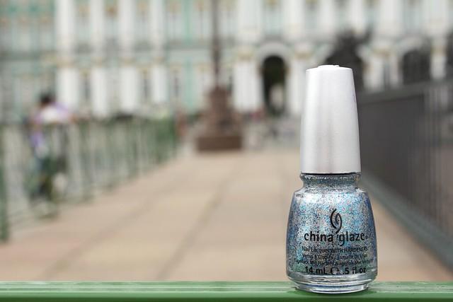 01 China Glaze Lorelei's Tiara