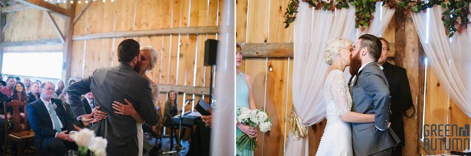 Autumn South Pond Farms Wedding Photography 0042
