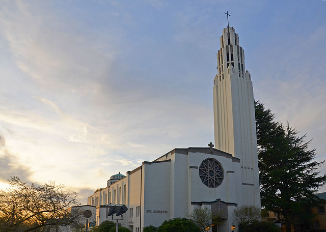 Seattle's St. Joseph Catholic Church | Flickr - Photo Sharing!