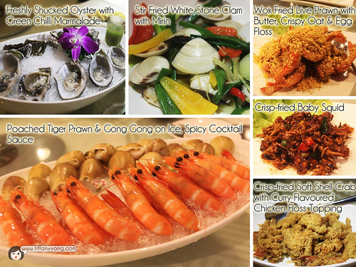Seafood International Seafood Choices
