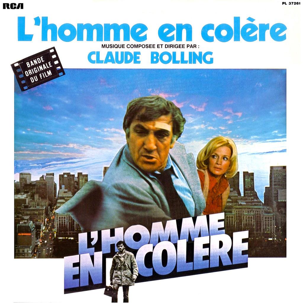 Claude Bolling - L'homme en colère