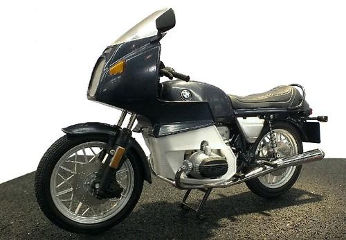 Schuco BMW R100 RS