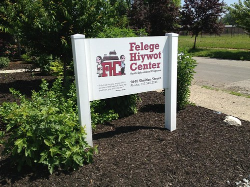 20130618. Felege Hiywot Center.
