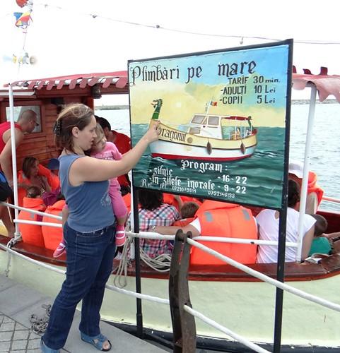 la mare - plimbare cu vaporasul Mangalia (37)