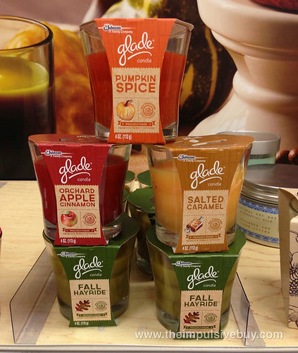 Glade Limited Edition Fall Collection