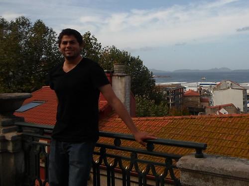 Me in Vigo