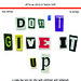 DO NOT GIVE IT UP poster by Francesco Filippi