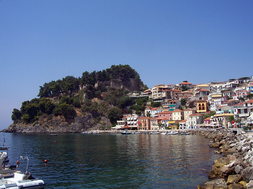 Epirus, Parga by by Theodore Mastrogiannis