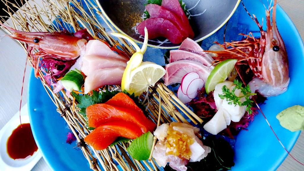 Miku Restaurant Vancouver Japanese Aburi Sushi