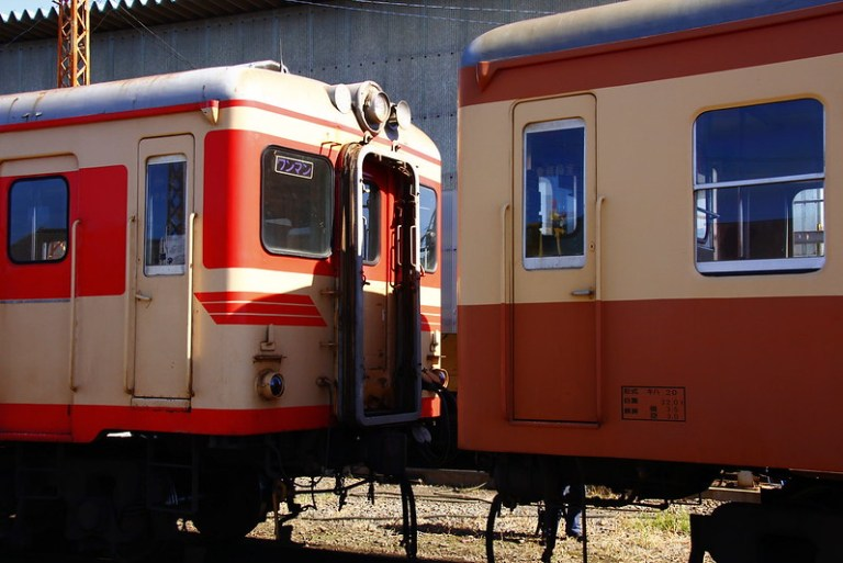 キハ2005とキハ205