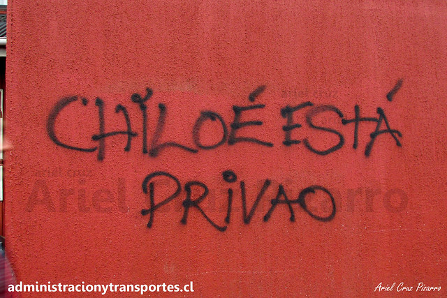 Crisis Chiloé: Chiloé está privao
