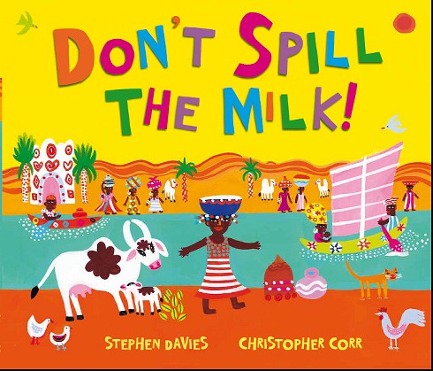 Stephen Davies and Christopher Corr, Don't Spill the Milk