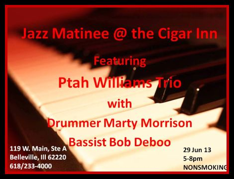 Cigar Inn 6-29-13 5-8pm
