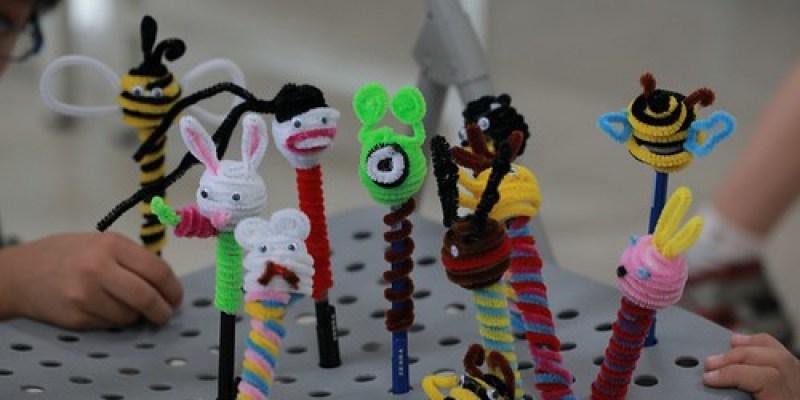 【村裡的孩子6】《動物園風波》。動物毛根筆
