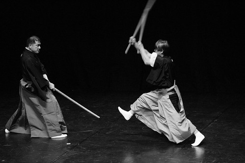 Stage Niten - France 2005 Expo_NB