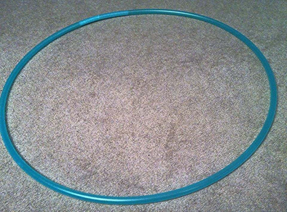 My new hoop