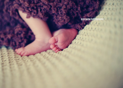 teeny tiny toes