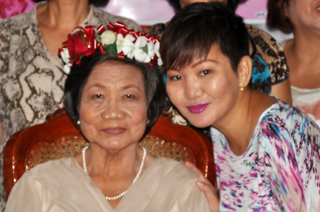 Manang Carning's 70th birthday