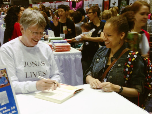 Lois Lowry and Me