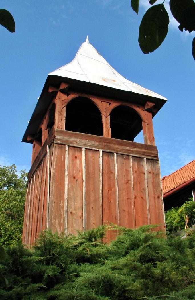 Zvonica v Šuli