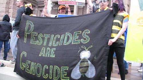 Pesticides are Genocide