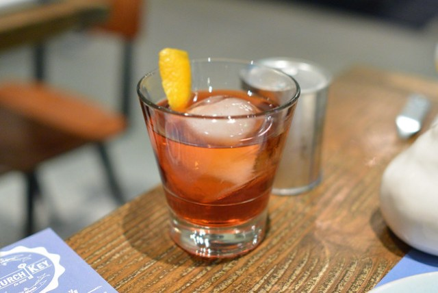 canned negroni