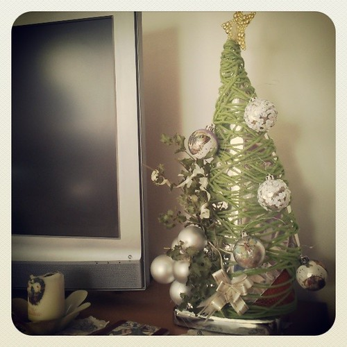 El árbol verde by alialba