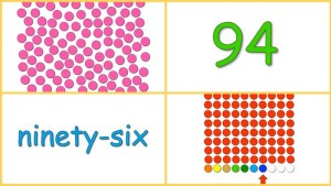 Learning Numbers 90-100 Free Baby Math Video