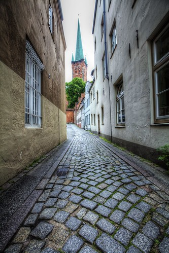 Lübeck II : HDR