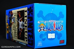 Banpresto One Piece WCF Mega Franky Shogun Review (5)