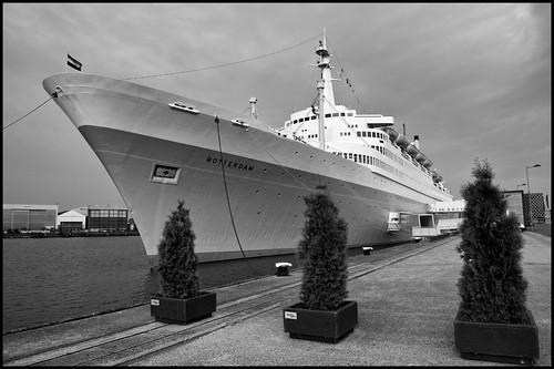 SS Rotterdam by Davidap2009
