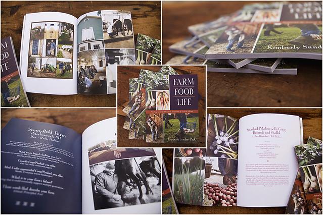 farm. food. life. by kimberly peck