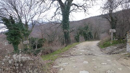 cross road (cervi - le cà- tombarole - San bartolomeo -