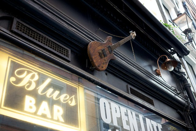 Ain't Nothin' But ... Blues Bar