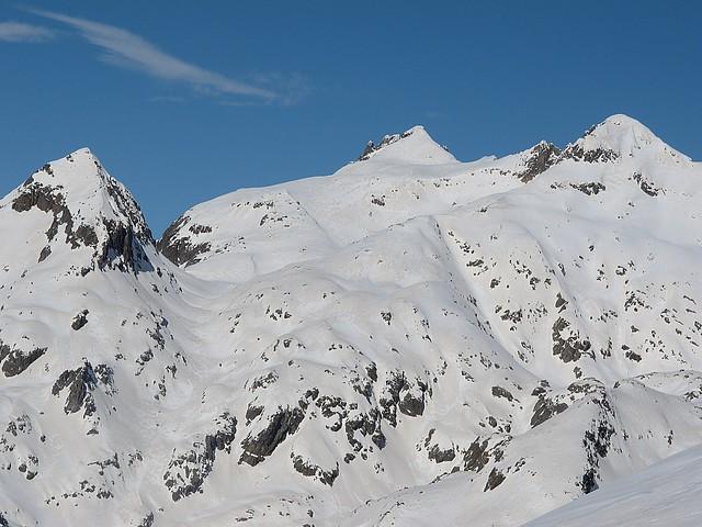 rando ski cime de guilié