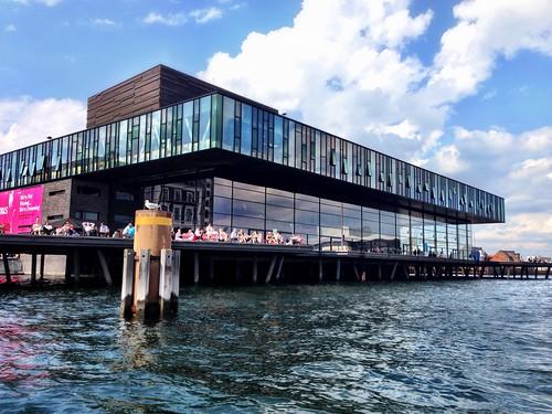 Royal Theatre Copenhagen by SpatzMe