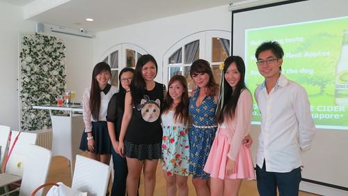 Singapore Food Blog, Singapore Lifestyle Blog, nadnut. fidelis, Somersby Food Tasting Event, Somersby Apple Cider, Somersby drinks, Somersby food, Bliss Restaurant,