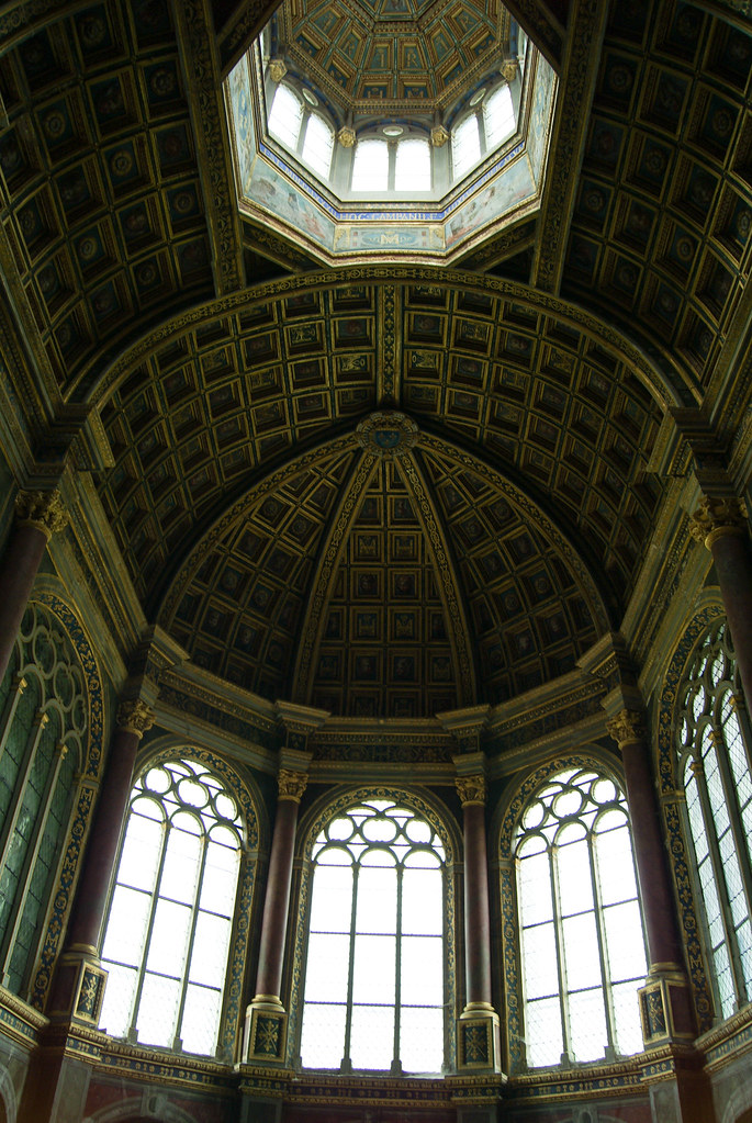 Haute chapelle Saint-Saturnin