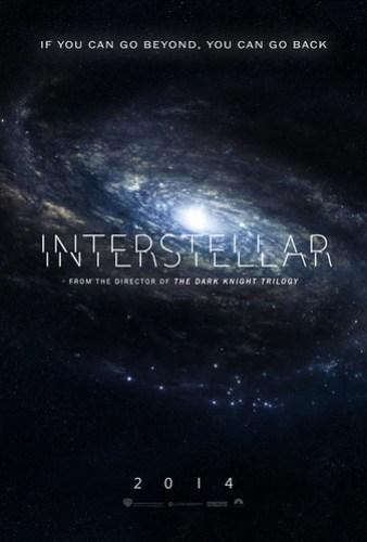 Estrenos 2014 - Interstellar